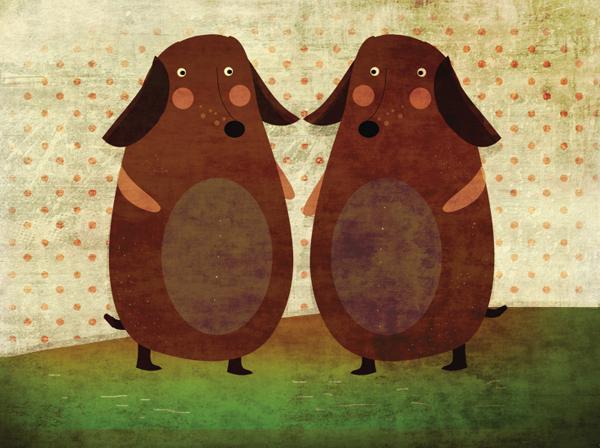 Dakszliikrek: Bertalan és Barnabás