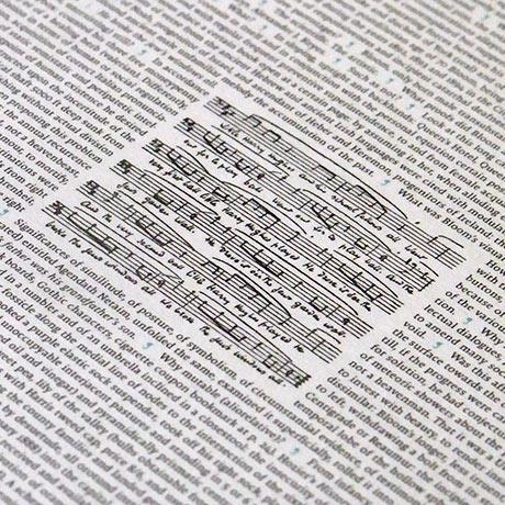 265.222 szó központozás nélkül - James Joyce: Ulysses (All The World's A Page)