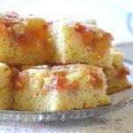 Csipketerítő és süti: régimódi cseresznyés pite