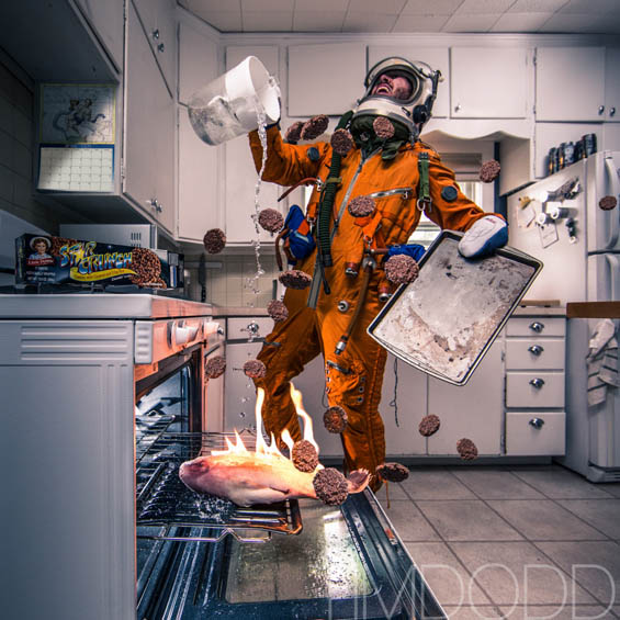 Houston, we have a problem - A day in the life of Everyday Astronaut