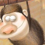 A gorilla, aki olyan akart lenni, mint az apukája