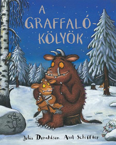 The Gruffalo's Child boardbook cvr hun.indd