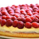 Málnamánia: Citromos-málnás-vaníliás torta