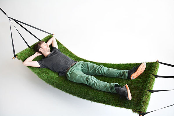 Field Hammock/Design: Toer