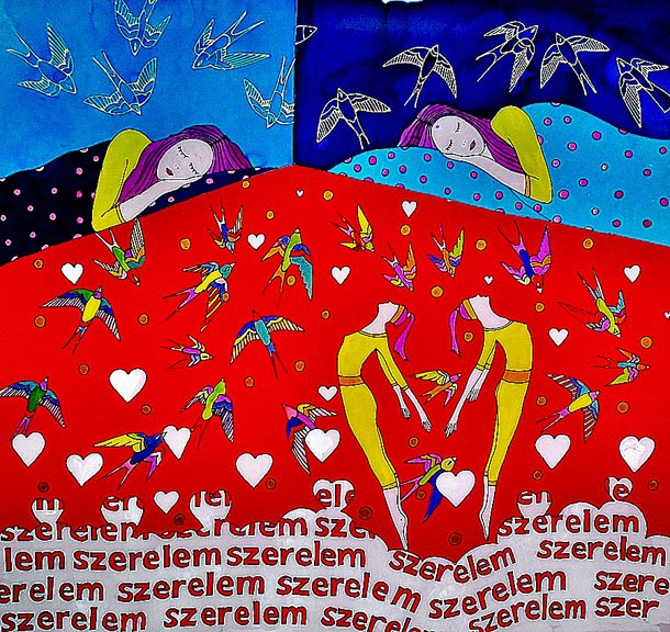Somogyi Réka: Szerelembe estünk