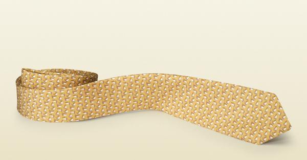 Nyakkendő vitorlásokkal - Gucci
