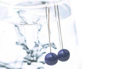 Varázslatos kékség: indigó üvegékszer