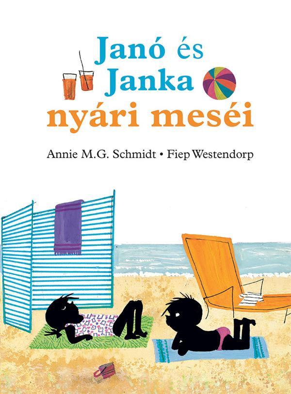 Janó és Janka nyári meséi a Pagonynál jelentek meg.