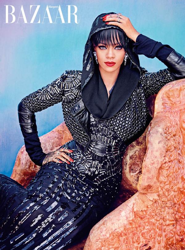 2014. nyara, Harper's Bazaar
