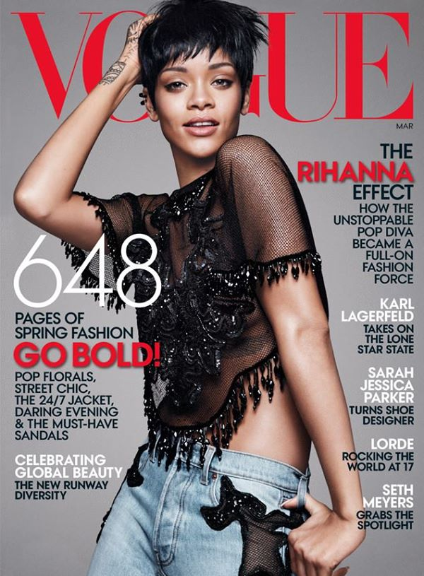 2014. március, Vogue