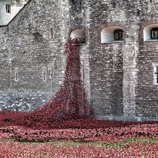 Bloodswept Lands and Seas of Red, Fotó: Timea Konya-Valentenyi, UK, London, 2014
