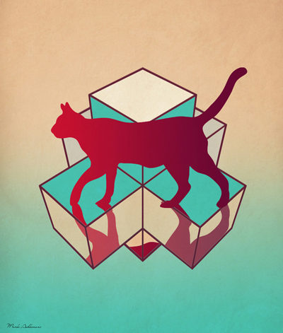 Mark Ashkenazi: animals cat