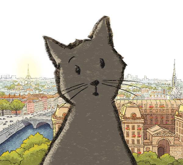 Studio Castillo: City Cat