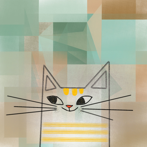 Maria Hristova-Kaneva: The Cat