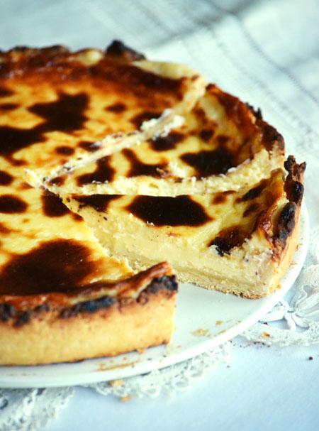 Citromos cheesecake: nem lehet ráunni (Fotó: Myreille)