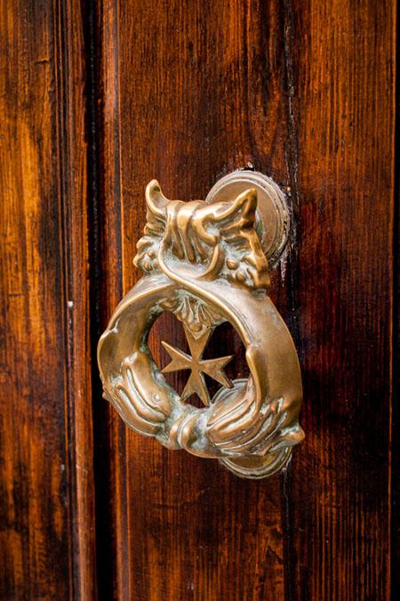 Fodor Tamás: Máltai ajtók (Doors of Malta)