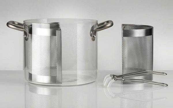 Üveg fazék/Desing: Massimo Castagna, 2014