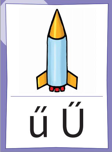 Mutass egy gyereket, aki erre azt vágja rá, hogy űrhajó, nem pedig azt, hogy rakéta!