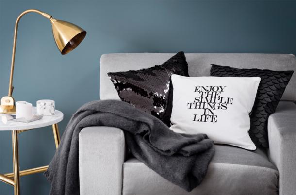Őszi vackolódáshoz/Design és fotó: H&M Home