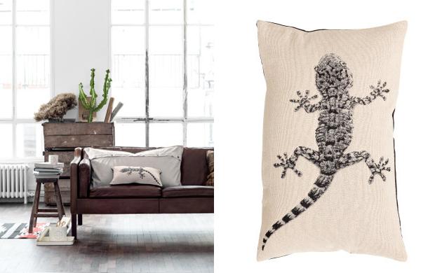 Még mindig párna, de nehéz ellenállni... /Design és fotó: H&M Home