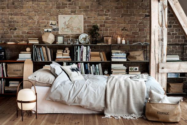 A nude színek nem csak az öltözködésben divatosak, a lakásnak is jól állnak/Design és fotó: H&M Home