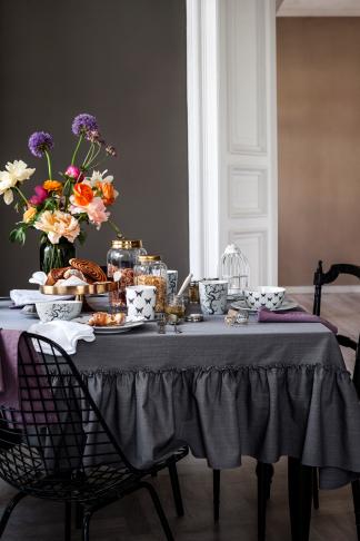 Pazar reggelik hűvös napokon/Design és fotó: H&M Home