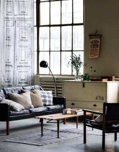 Idén ősszel hódítani fog a kockás és a kötött is/Design és fotó: H&M Home