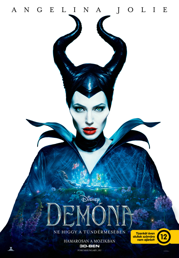 Demóna (Maleficent)
