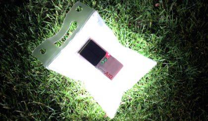 Bezacskózott napfény avagy a zacskólámpa