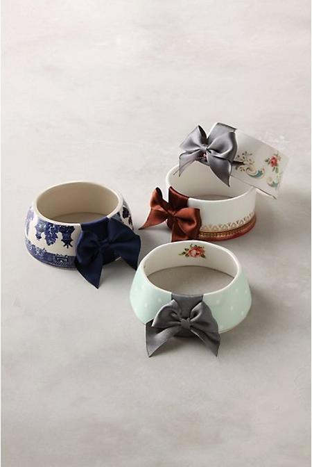 Porcelán és masni/Design: StayGoldMaryRose