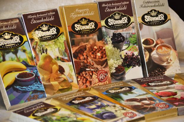 Csokigyár és csokikósolás - Stühmer/Fotó: Myreille