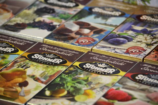 Legújabb Stühmer töltött csokoládék/Fotó: Myreille