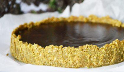 A világ legjobb sütés nélküli csokitortája