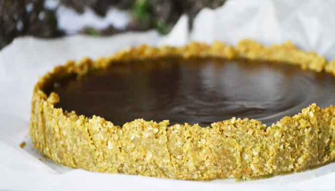 A világ legjobb sütés nélküli csokitortája (Fotó: Myreille)