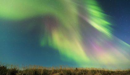 Sarki fény egy finn fotós lencséjén keresztül