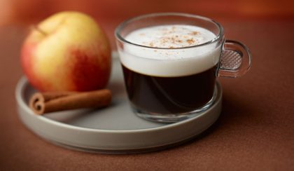 Kávéreceptek Halloweenra a Nespresso-tól