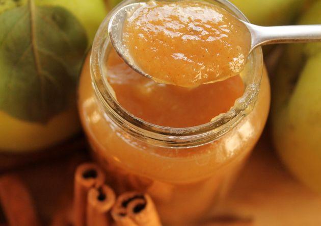 Házi készítésű apple butter (almavaj)/Fotó: Vidra