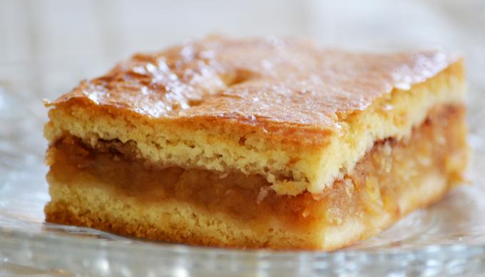 Régimódi, házi almás pite/Fotó: Myreille