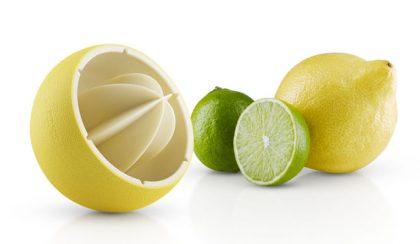 Citrusfacsaró: végre értelmet nyert a műanyag citrom