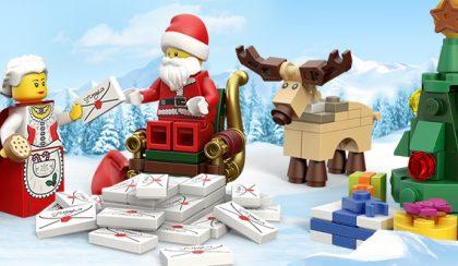 Építsd meg a Télapó északi-sarki műhelyét!