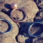 Az egyszerűség szépsége: gyűrű gyönggyel