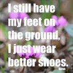 Egyre jobb cipőkben