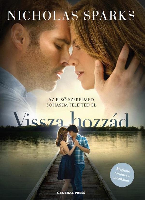 2012 nyarán már megjelent a Vissza hozzád magyarul, ám most a film apropóján, filmes borítóval újra kiadták.