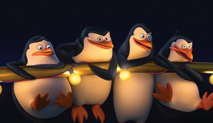 A Madagaszkár pingvinjei végre a moziban