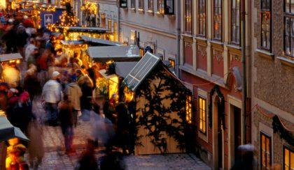 Tizenegy karácsonyi vásár Bécsben