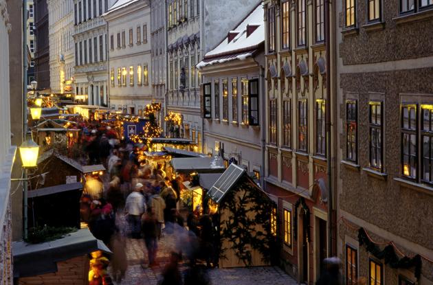 Karácsonyi vásárok Bécsben/Fotó: WienTourismus / Manfred Horvath