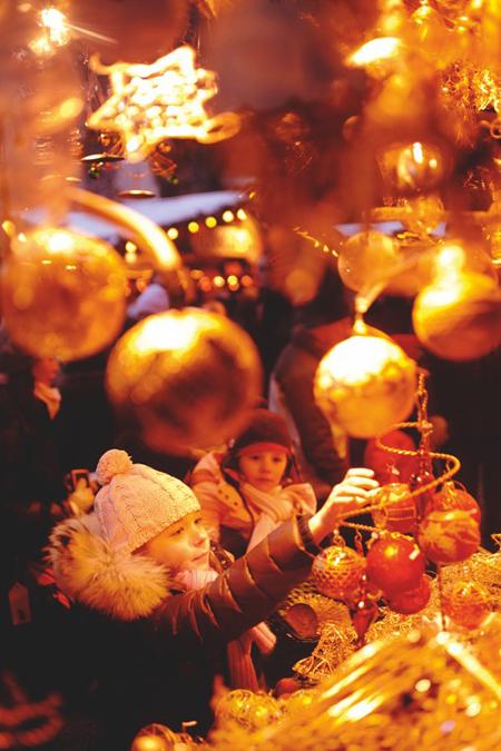 Karácsonyi készülődés Bécsben/ Fotó: WienTourismus / Peter Rigaud