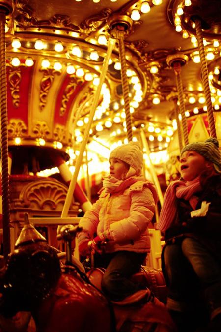 Karácsonyi vásárok Bécsben/ Fotó: WienTourismus / Peter Rigaud