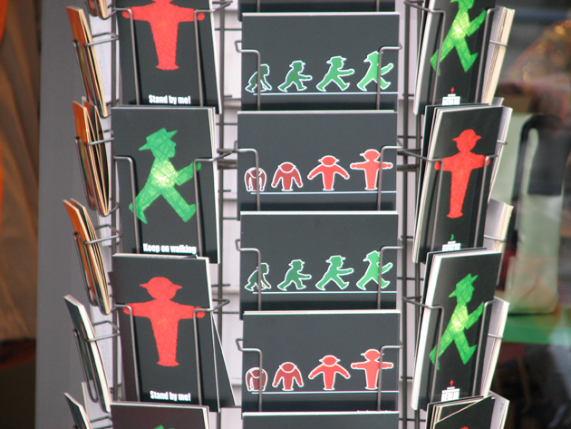 Képeslapok, Berlin (Fotó: Myreille)