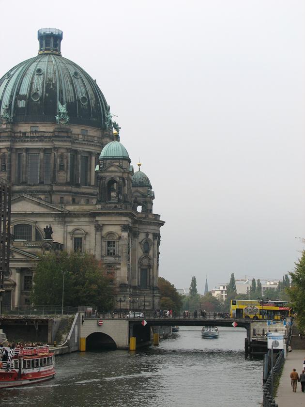 Berliner Dom (Fotó: Myreille)